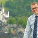 Der Stellvertreter des Bundesvorsitzenden der CDA, Alexander Krauß, wurde zum CDU- Bundestagskandidat nominiert